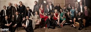 The Empire Awards Group Photo